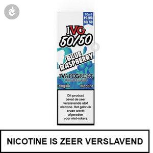 I VG 50pg 50vg e-liquid 10ml blue raspberry 12mg nicotine.jpg