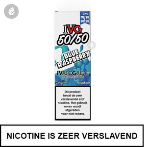 I VG 50pg 50vg e-liquid 10ml blue raspberry 18mg nicotine.jpg