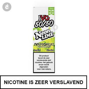 I VG 50pg 50vg e-liquid 10ml neon lime 3mg nicotine.jpg