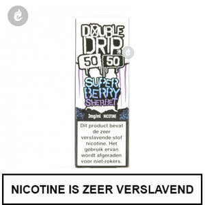 double drip e-liquid 50pg 50vg super berry sherbet 10ml 3mg nicotine.jpg