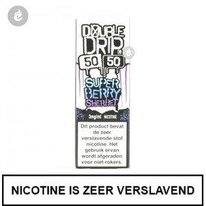 double drip e-liquid 50pg 50vg super berry sherbet 10ml 18mg nicotine.jpg