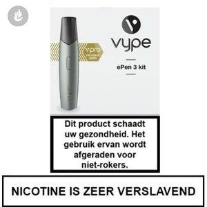 vype epen 3 e-sigaret e-smoker vape pod starterkit nic salt 650mah 2ml zilver grijs.jpg