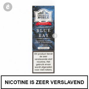 charlie noble nic salt nicotinezout e-liquid 10ml 10mg blue bay.jpg
