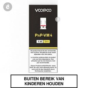 Voopoo Vinci Coils PnP-VM4 - 0.6 Ohm 5 stuks.jpg