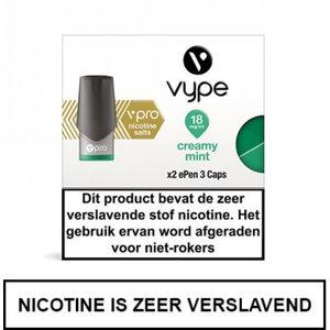 vype nicotine zout pods nic salts e-liquid 2ml 2 stuks creamy mint 18mg nicotine.jpg