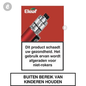 eleaf istick t80 e-sigaret kit e-smoker 2ml 3000 mah topfill rood.jpg