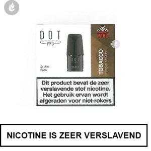 vampire vape dot pro pods 2ml tobacco tabak 10mg nicotinezout ns10 nic salt.jpg