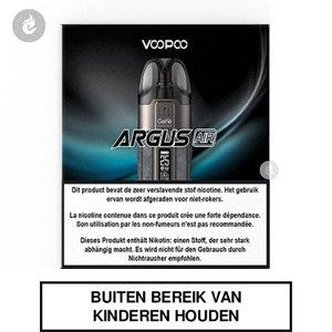 voopoo argus air pod e-sigaret e-smoker 900mah 25watt 2ml vintage grey grijs.jpg