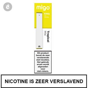 MIGO Kwiq e-sigaret disposable wegwerp shishapen tropical mix 10mg.jpg