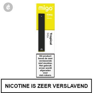 MIGO Kwiq e-sigaret disposable wegwerp shishapen tropical mix 20mg.jpg