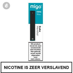 MIGO Kwiq e-sigaret disposable wegwerp shishapen euka menthol 20mg.jpg