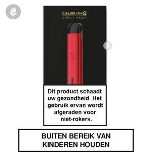 uwell caliburn g pod e-sigaret e-smoker vaper starterkit 2ml 690mah blauw.jpg