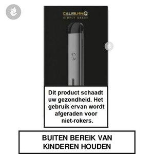 uwell caliburn g pod e-sigaret e-smoker vaper starterkit 2ml 690mah grijs.jpg