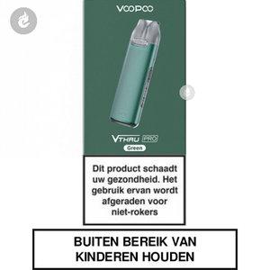 voopoo v thru pod e-sigaret e-smoker vape 2ml 900mah groen.jpg
