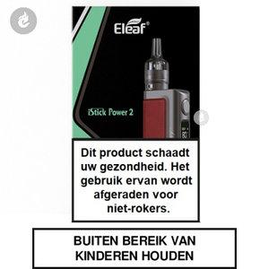eleaf istick power 2 e-sigaret e-smoker vape 2ml 5000mah red rood.jpg