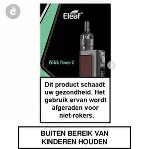 eleaf istick power 2 e-sigaret e-smoker vape 2ml 5000mah brown bruin.jpg