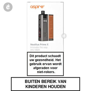 aspire nautilus prime x e-sigaret pod e-smoker vape 2ml 18650 60watt retro brown.jpg