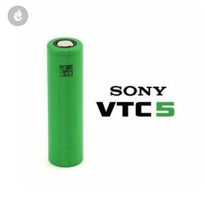 sony 18650 vtc5 batterij 2600mah 30a