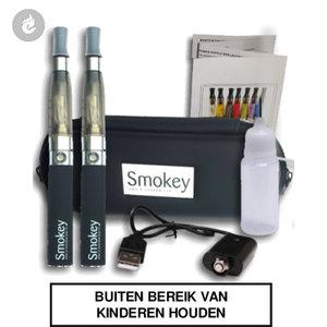 e-sigaret ego ce4 dubbel zwart