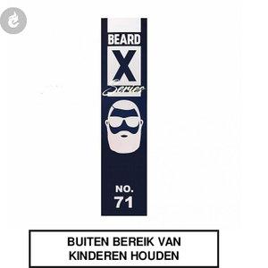 beard vape x serie no 71 shake & vape e-liquid aroma