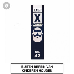 beard vape x serie no 42 shake & vape e-liquid aroma