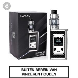 smok majesty prism luxe editie e-sigaret kit cobra resin chroom rvs