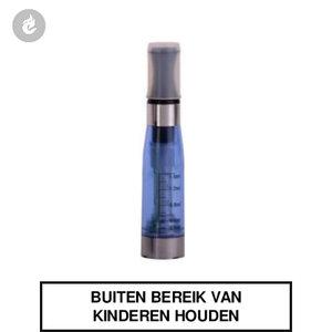 ego smokey ce5 clearomizer 2.0ohm 1.6ml blauw