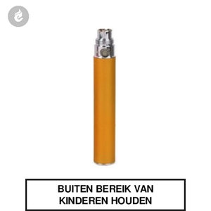 ego smokey batterij 650 900 1100 mah goud
