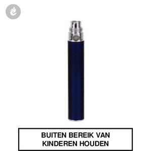 ego smokey batterij 650 900 1100 mah blauw