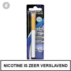 wegwerp e-sigaret tabaksmaak met nicotine
