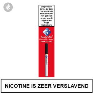 smokestik wegwerp disposable e-sigaret shishapen tobacco full tabak 18mg