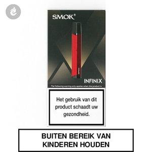 smok infinix e-sigaret pod starterskit rood