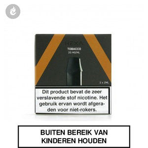 hexa pod navulling 20mg nicotine tobacco 2x 2 stuks 2ml