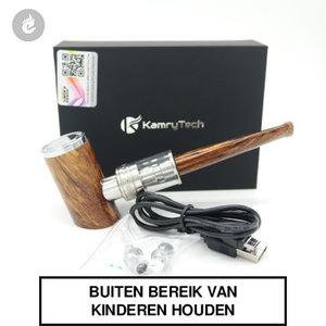 kamry k1000 plus e-sigaret e-pijp e-pipe 1000mah 2ml e-smoker