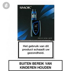 smok devilkin e-sigaret mod starterskit 225watt prism blue