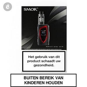 smok devilkin e-sigaret mod starterskit 225watt zwart rood