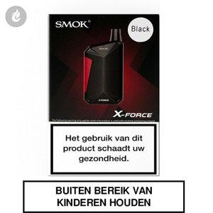 smok x-force aio e-sigaret starterkit 2000mah 2ml zwart