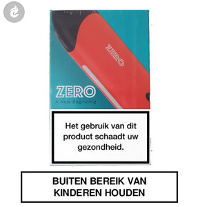 vaporesso zero pod e-sigaret starterskit oranje