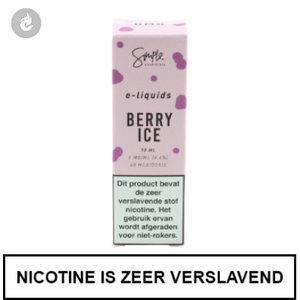 simple essentials e-liquid berry ice 3mg nicotine