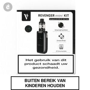 vaporesso revenger mini e-sigaret kit zwart