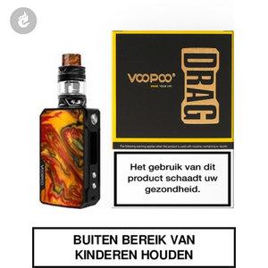 voopoo drag mini e-sigaret starterskit 4400mah 2ml b lava