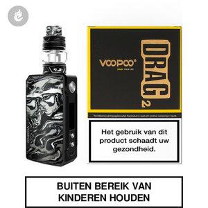 voopoo drag 2 e-sigaret 2ml e-smoker starterskit 177watt ink