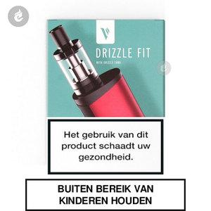 vaporesso drizzle fit e-sigaret e-smoker starterkit 40watt 1400mah rood