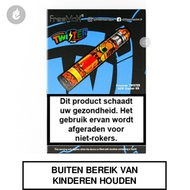 freemax twister e-sigaret starterset 2ml 2300mah 80watt graffiti oranje.jpg