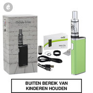 eleaf i-stick trim kit e-sigaret gsturbo 1800mah 25watt groen