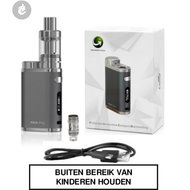 eleaf i-stick pico 75 watt tc kit grijs