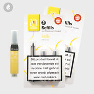 zensations refill cartridge navulling vanille