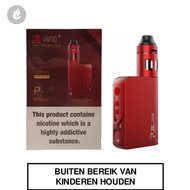 vaptio pIII p3 e-sigaret mod starterskit 100watt rood