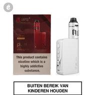 vaptio pIII p3 e-sigaret mod starterskit 100watt wit
