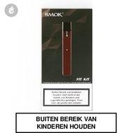 smok fit e-sigaret pod starterskit rood 250mah